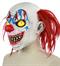 Страшный клоун с желтыми глазами - фото 32693