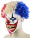 Клоун с языком, в парике - фото 32713