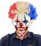 Клоун с языком, в парике - фото 32715