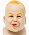 Ребенок / младенец (плачет, смеется, с соской / пустышкой) - фото 35719
